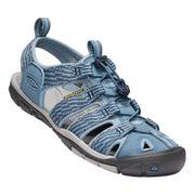 Sandales Keen Clearwater CNX bleu femme