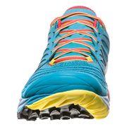 Chaussures La Sportiva Akasha bleu rouge
