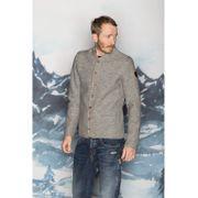MALOJA MilaunM. Alpine Wool Jacket Grey