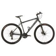 VTT semi-rigide 29'' GTZ anthracite TC 51 cm KS Cycling