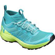 Salomon Pour Homme Chaussure Trail XA Enduro Turquoise - 392418