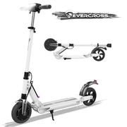 Evercross E1 Trottinette Électrique Pliable,scooter patinette noir