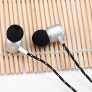 Casque ecouteur- ES - Q35 1.2m Cable Length In-ear Earphone for Mobile Phone Tablet PC