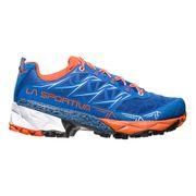 Chaussures La Sportiva Akyra bleu orange femme