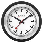 Mondaine Desk Clock Globe