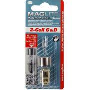 Maglite 2 C & D Magnum cellulaire étoile Xenon II Remplacement de l'ampoule d'éclairage
