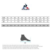 Chaussures Le Coq Sportif Verdon Bold bleu marine blanc rouge