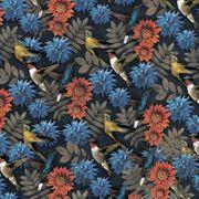 No Publik - Boxer Microfibre Homme Flowers Birds