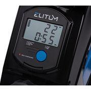 Rameur à tirage central ELITUM ZX700 Rameur magnétique équipé de l'ordinateur Roue d'inertie 9 kg Pliable