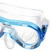 LUNETTES DE PLONGEE - MASQUE DE PLONGEE  Masque et Tuba de plongée Panarea Silter - Médium - Bleu