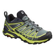 Chaussures Salomon X Ultra 3 gris vert