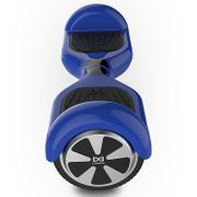COOL&FUN hoverboard gyropode Bluetooth 6.5 Pouces blue + Housse en silicone protection pour hoverboard  Gyropode 6,5 pouces, noir