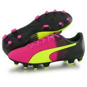 chaussure de foot puma Puma Evospeed 4.5 FG Tricks