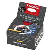 Support Guidon Oversize Klickfix Ø 31,8 mm