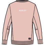 Hurley M Atlas Crew Storm Pink XXL