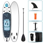 STAND UP PADDLE - SUP  Pack Paddle Gonflable Kiddo - 320x76x15cm - Avec accessoires