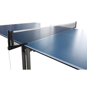 GENERIQUE FILET DE TENNIS DE TABLE - POTEAUX DE FILET DE TENNIS DE TABLE - ARRIMAGE DE FILET DE TENNIS DE TABLE DONIC SCHILDKRÖT Filet pour tennis de table Team