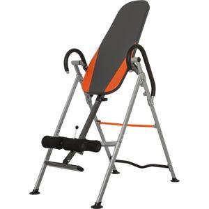 Musculation  GORILLA Gorilla Sports - Table d'inversion pour l'entraînement du dos GS029