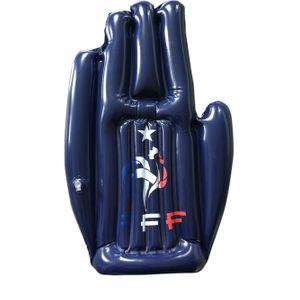 Football  FFF FFF - Set de 2 mains gonflable sous Licence Officielle FFF