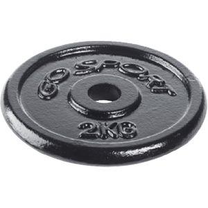 FONTE Musculation  ATHLI-TECH FONTE 2 KG