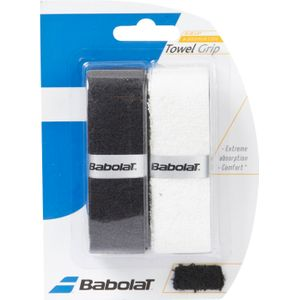 GRIP Badminton  BABOLAT TOWEL GRIP x2