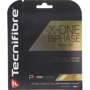 CORDAGE Tennis  TECNIFIBRE X ONE BIPHASE 1.30