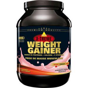 NUTRITION Musculation  INKOSPOR XTREME X-Treme Weight Gainer Fraise 1200g