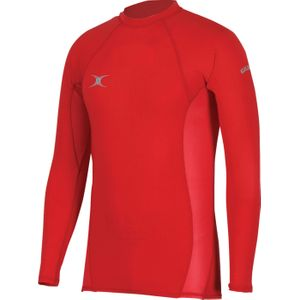 MAILLOT Rugby adulte GILBERT ATOMIC BASE LAYER TOP 15