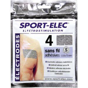 ELECTROSTIMULATION Fitness  SPORT ELEC 4 ELEC SANS FIL
