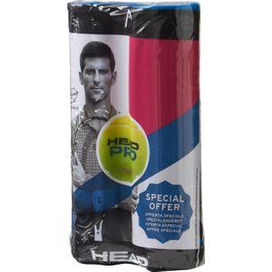 Balles de tennis Tennis  HEAD BIPACK HEAD PRO