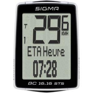 COMPTEUR Vélo  SIGMA BC 16.16 STS CAD