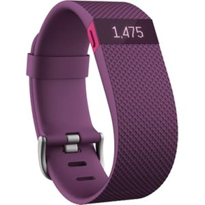 BRACELET CONNECTE   FITBIT CHARGE HR BRACELET L