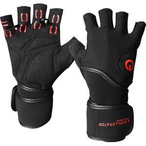 GANTS DE MUSCULATION Musculation  EXCELLERATOR WEIGHTLIFTING GLOVES