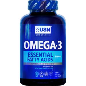 NUTRITION MINCEUR   USN NUTRITION OMEGAS 160 CAPSULES