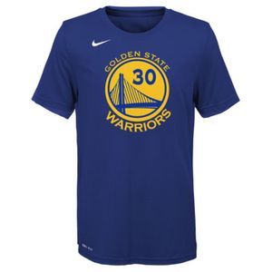 TEE SHIRT Basketball mixte NIKE GOLDEN STATE ICON TSHIRT CURRY