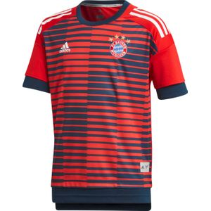 HAUT FOOTBALL   ADIDAS FCB PREMATCH JR 18
