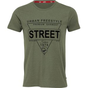 TEE SHIRT HOMME Loisirs homme UP2GLIDE FREDDY TMC 4