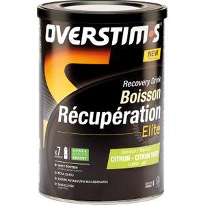 OVERSTIMS BOISSON RECUP ELITE CITRON