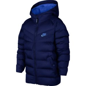 Loisirs garçon NIKE B Nsw Jacket Filled Bleu