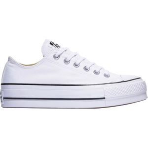 CHAUSSURES BASSES Loisirs femme CONVERSE CHUCK TAYLOR ALL STAR LIFT, BLANC
