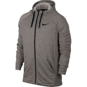SWEAT SHIRT Training homme NIKE NK DRY HOODIE FZ FLEECE