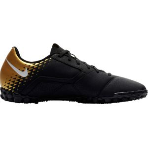 CHAUSSURES BASSES Football homme NIKE BOMBA TF, NOIR