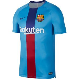 TOP  homme NIKE MAILLOT ENTRAINEMENT homme NIKE BARCA DRY SQD TOP SS GX 2