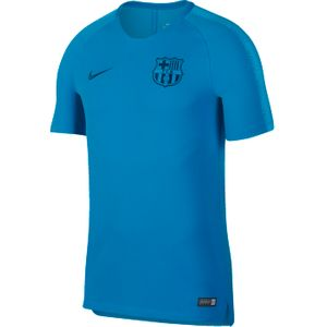 TOP  homme NIKE MAILLOT ENTRAINEMENT homme NIKE BARCA BRT SQD TOP SS 2018-2019
