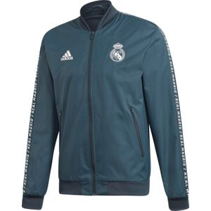 JACKET  mixte ADIDAS REAL ANTHEM 18