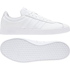 CHAUSSURES BASSES Basketball homme ADIDAS VL COURT 2.0, BLANC