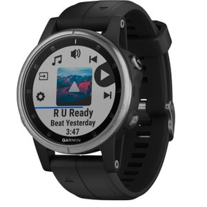 MONTRE Multisport mixte GARMIN FENIX 5S PLUS