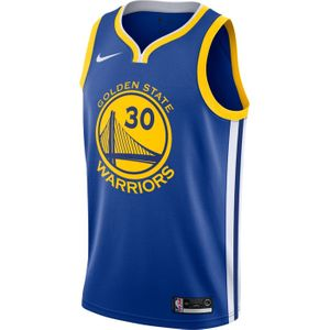 MAILLOT Basketball junior NIKE GSW SWGMN JSY ALT JR