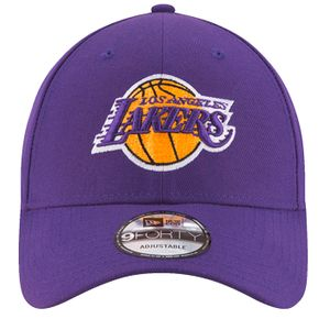 CASQUETTE Basketball mixte NEW ERA NBA THE LEAGUE LOS ANGELES LAKERS