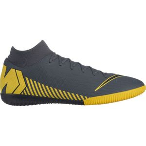 CHAUSSURES BASSES Football homme NIKE SUPERFLY 6 ACADEMY TF GRIS